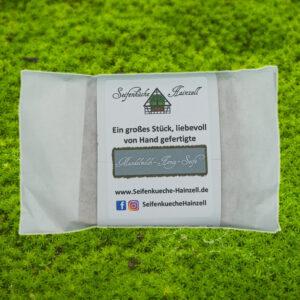 Naturseife Mandelmilch-Honig - Seifenküche Hainzell - Verpackung