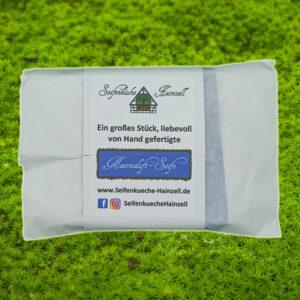 Naturseife Meeresduft - Seifenküche Hainzell - Verpackung