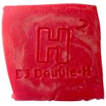 Werbeseife - DJ Double H - Rosen-Seife