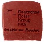 Werbeseife - DRK Fulda - Kaminfeuer-Seife