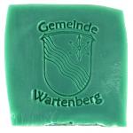 Werbeseife - Gemeinde Wartenberg - Latschenkiefer-Seife