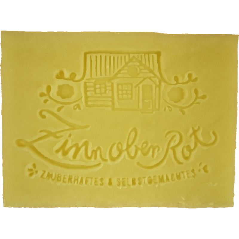 Marktseife - ZinnoberRot - ZinnoberRot's ZitronenFalter