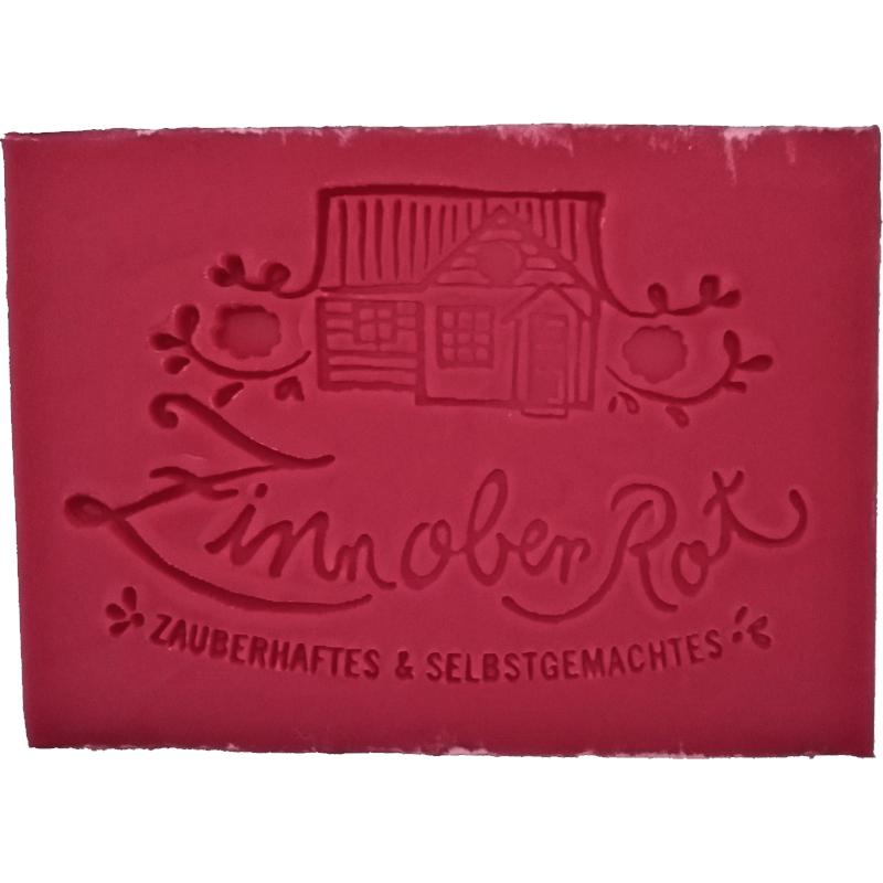 Marktseife - ZinnoberRot - ZinnoberRot-Seife