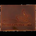 Werbeseife - Demenz-Kompetenz-Liebe - Vanille-Seife