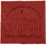 Hotelseife - Jagdhof Klein-Heilig-Kreuz - Kaminfeuer