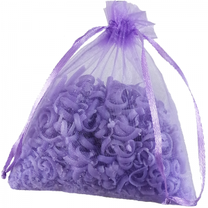 Peelingsäckchen - Lavendel