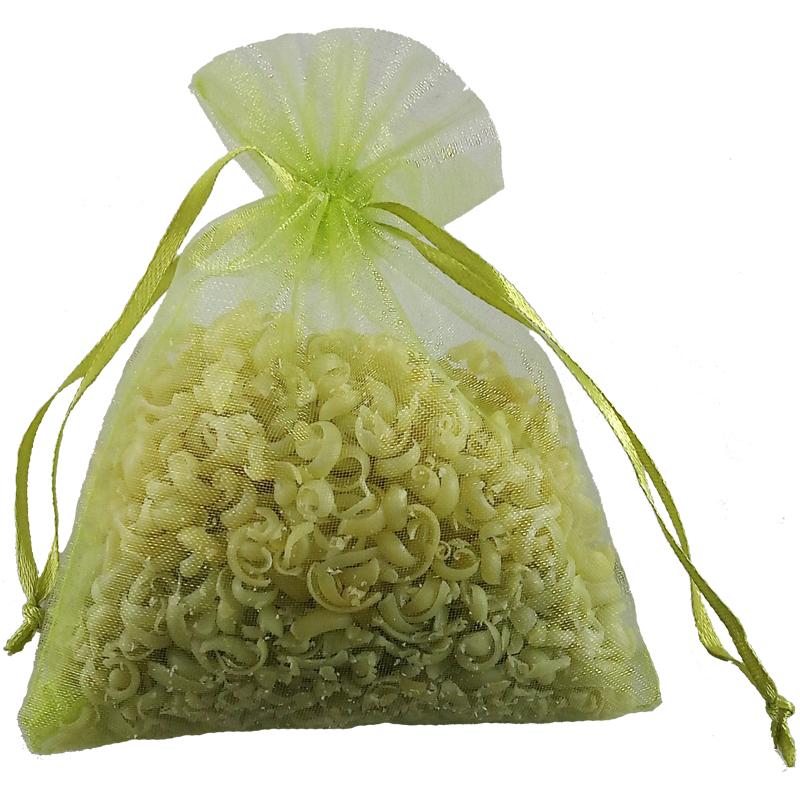 Peelingsäckchen - Oliven-Lorbeeröl