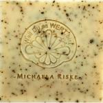 Marktseife - Michaela Riske - Fußglück-Seife