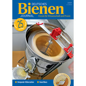 Cover - Deutsches Bienen-Journal 03/2017