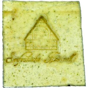 Naturseife Lemongras-Sportpeeling - Seifenküche Hainzell